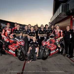 Barni Racing Team - Imola Circuit SBK CIV 2020