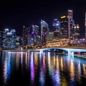 Singapor city web