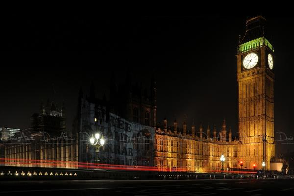 Big Ben - Night